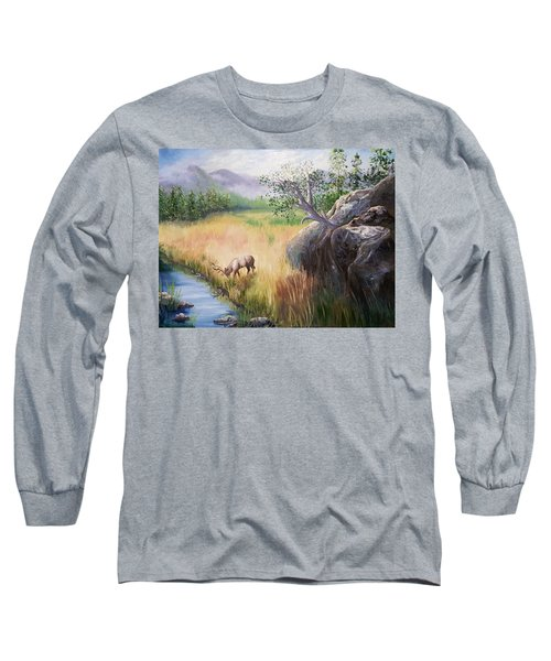 Within Yellowstone Long Sleeve T-Shirt