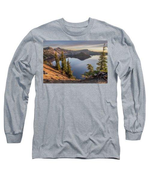 Wizard Island Beauty Long Sleeve T-Shirt