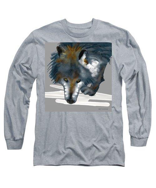 Wolf. Long Sleeve T-Shirt