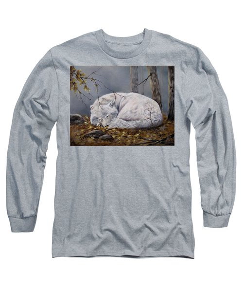 Wolf Dreams Long Sleeve T-Shirt