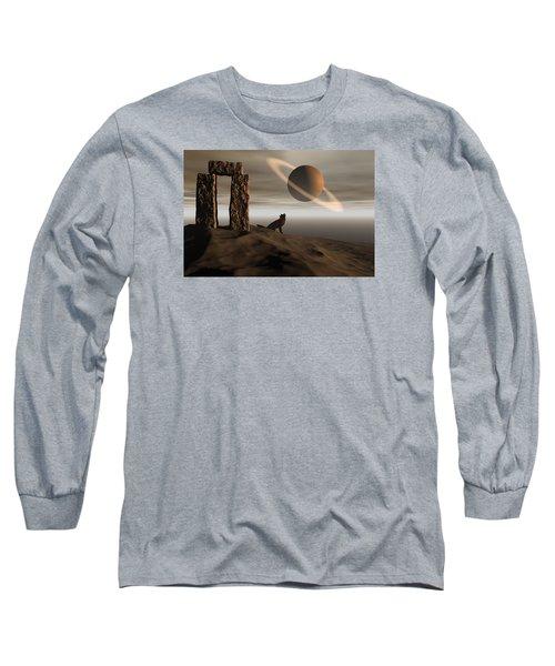 Wolf Song Long Sleeve T-Shirt