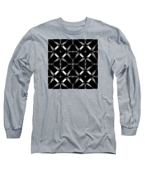 Woman Eight Long Sleeve T-Shirt by Jack Dillhunt