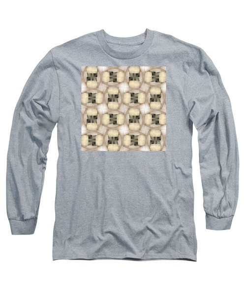 Woman Image Eight Long Sleeve T-Shirt by Jack Dillhunt