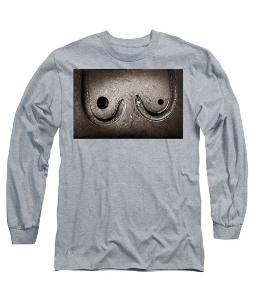 Long Sleeve T-Shirt featuring the photograph Womanly  by JoAnn Lense