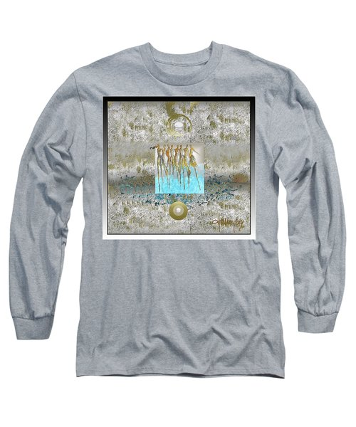Women Chanting - Song Of Europa Long Sleeve T-Shirt