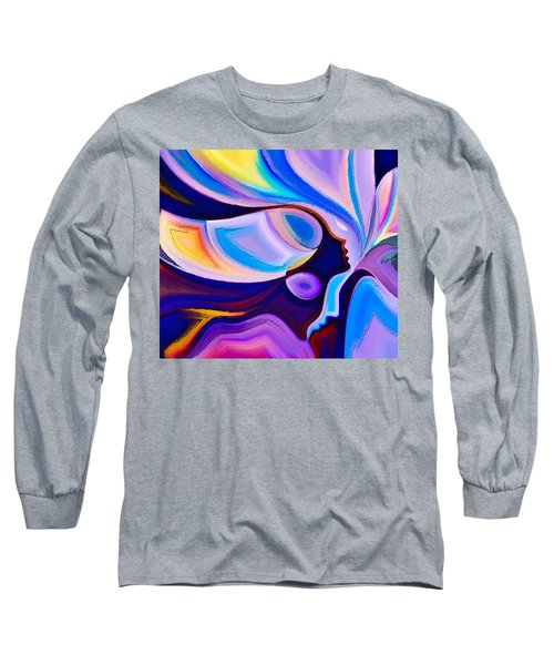 Women Long Sleeve T-Shirt by Karen Showell