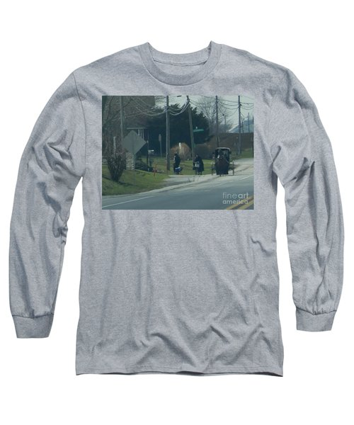 Women's Day Out Long Sleeve T-Shirt
