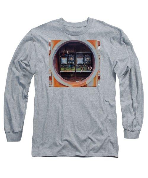 Wompatuck 11 Long Sleeve T-Shirt by Brian MacLean