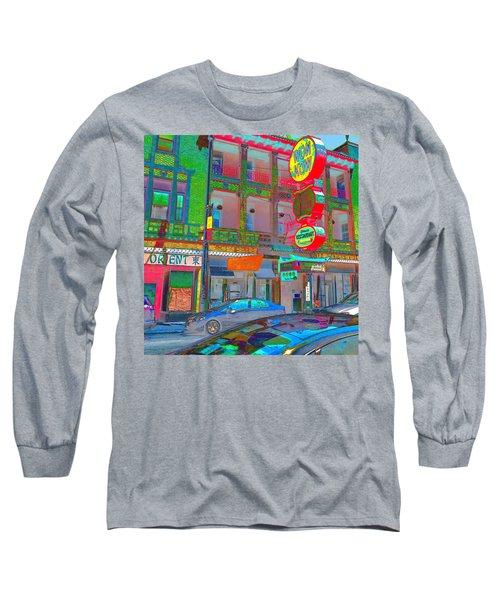 Won Kow, Wow 2 Long Sleeve T-Shirt