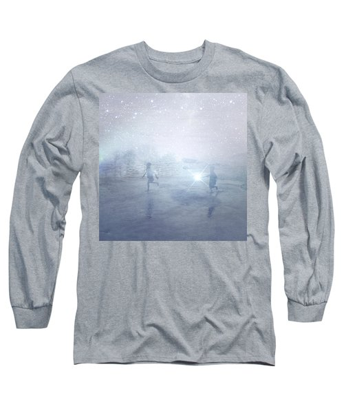 Wonder On A Starry Night Long Sleeve T-Shirt