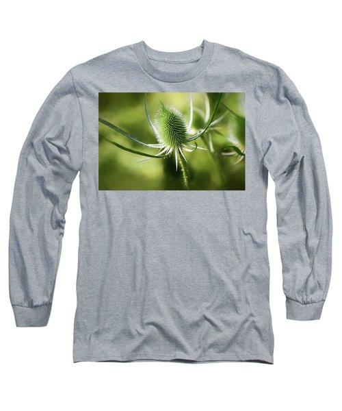 Wonderful Teasel 2 - Long Sleeve T-Shirt