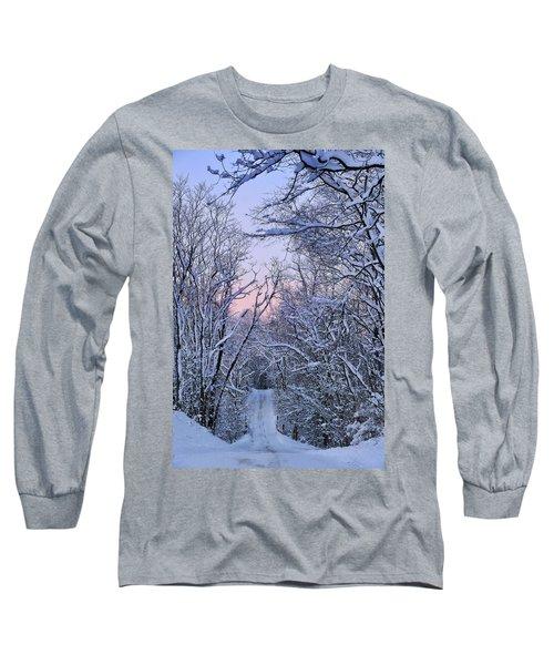 Wonderland Road Long Sleeve T-Shirt