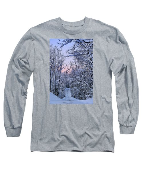 Wonderland Road Long Sleeve T-Shirt