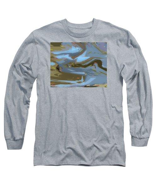 Woodland Stream Long Sleeve T-Shirt