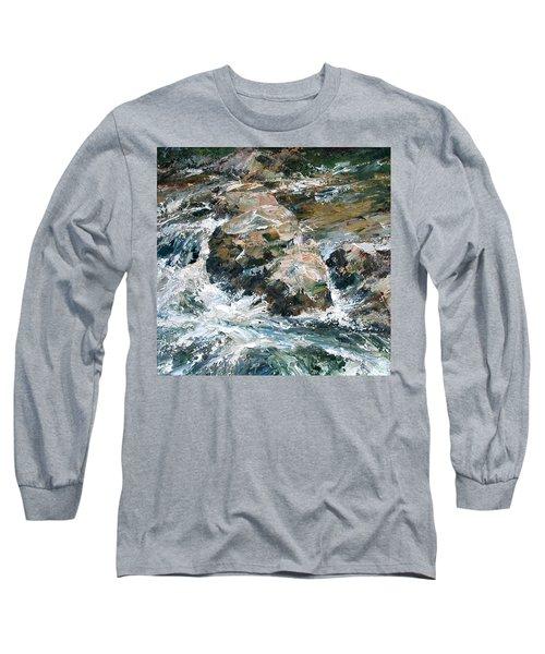 Woodland Waterway Long Sleeve T-Shirt