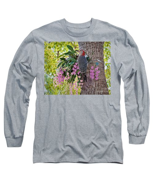 Woodpecker Heaven Long Sleeve T-Shirt