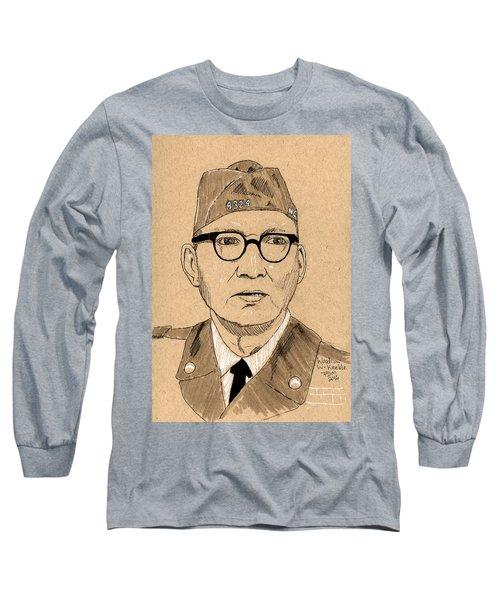 Woodrow W. Keeble Long Sleeve T-Shirt