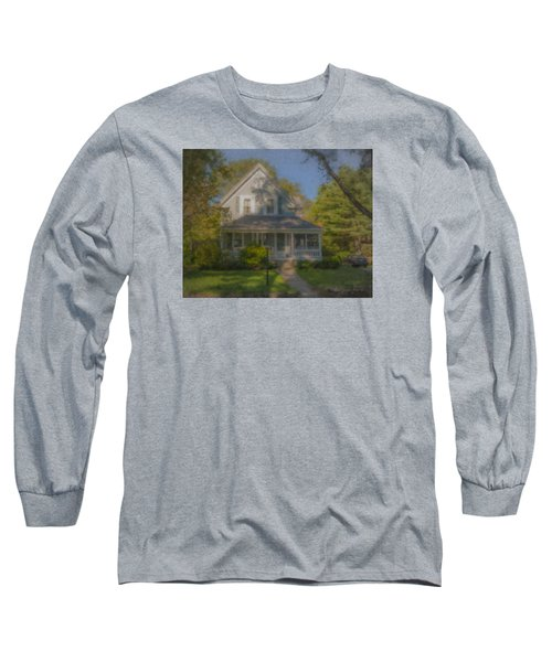 Wooster Family Home Long Sleeve T-Shirt