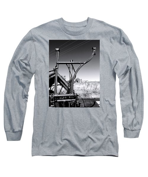 Worked To Death Long Sleeve T-Shirt