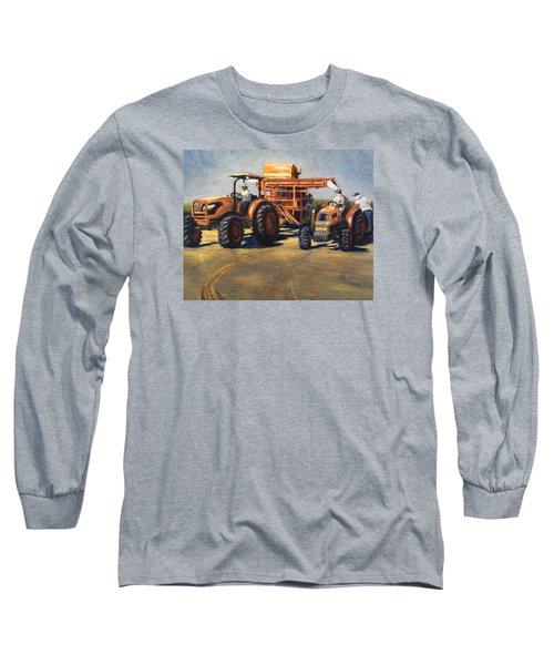 Workin' At The Ranch Long Sleeve T-Shirt
