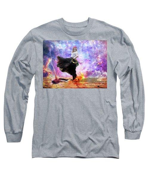 Worship Warrior Long Sleeve T-Shirt