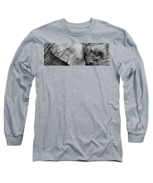 Wrinkles Long Sleeve T-Shirt