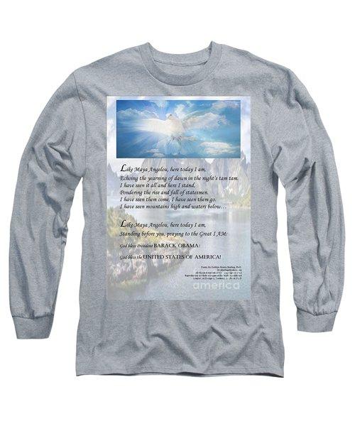 Writer, Artist, Phd. Long Sleeve T-Shirt