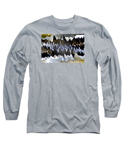 Long Sleeve T-Shirt featuring the photograph Wwaatteerr by Tom Cameron