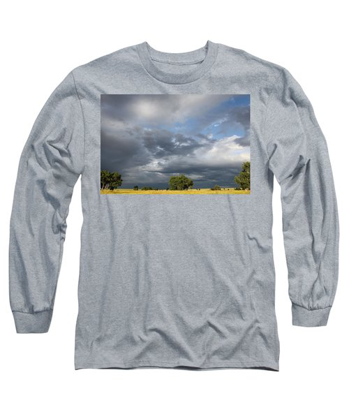 Wyoming Sky Long Sleeve T-Shirt