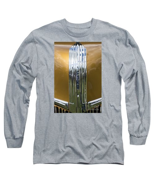 Ford 3 Long Sleeve T-Shirt by Wendy Wilton