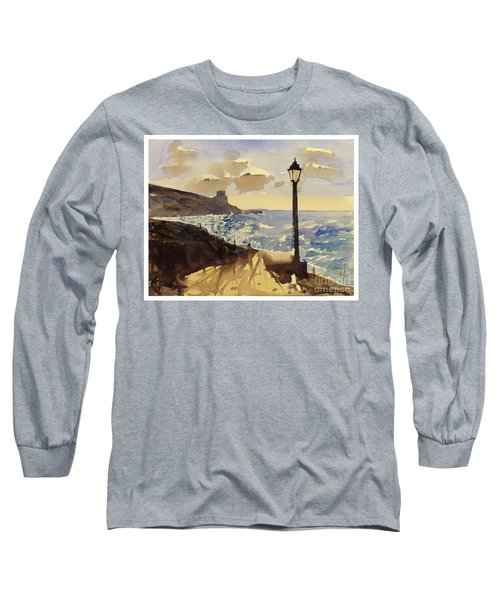 Xlendi Gozo Long Sleeve T-Shirt