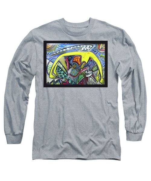 Xxxkull Patterns II Long Sleeve T-Shirt