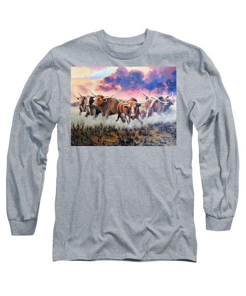 Yee Haw Long Sleeve T-Shirt