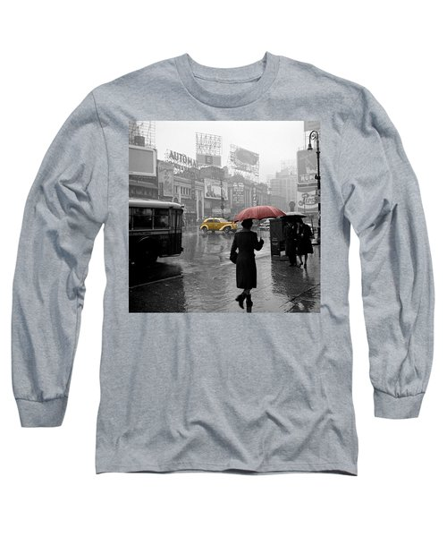 Yellow Cabs New York 2 Long Sleeve T-Shirt