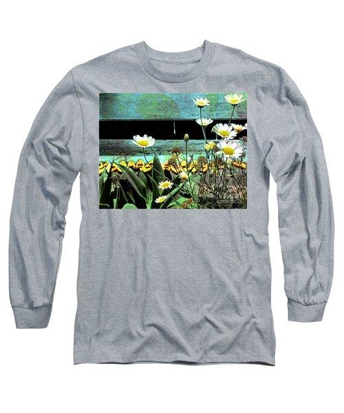 Yellow Kayaks Long Sleeve T-Shirt