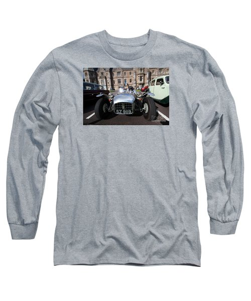 Long Sleeve T-Shirt featuring the photograph Yesurday  by Gary Bridger