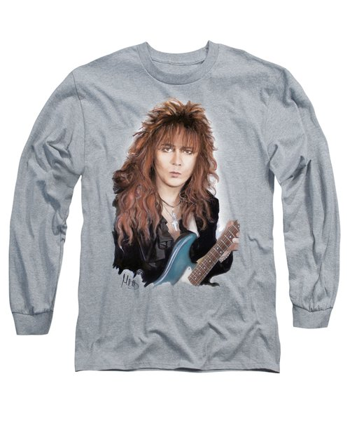 Yngwie Malmsteen Long Sleeve T-Shirt