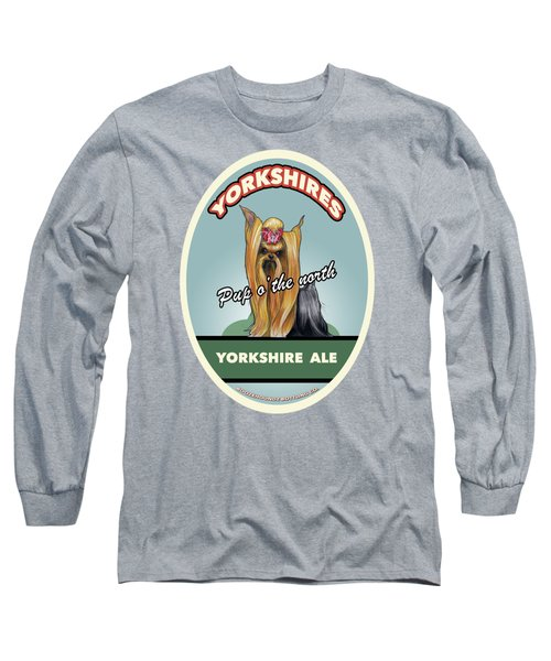 Yorkshire Ale Long Sleeve T-Shirt