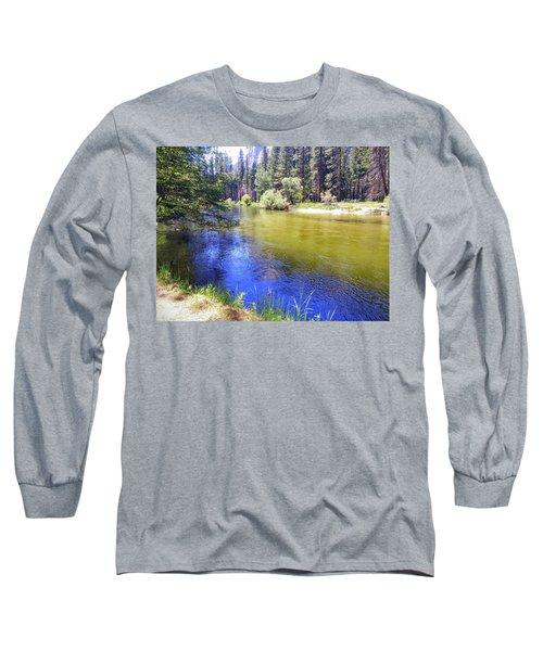 Yosemite 6 Long Sleeve T-Shirt