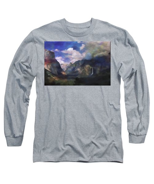 Yosemite H2o Color Long Sleeve T-Shirt