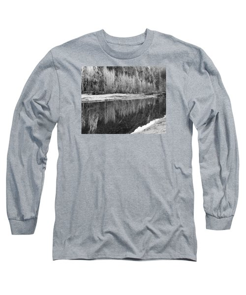 Long Sleeve T-Shirt featuring the photograph Yosemite  by Lora Lee Chapman
