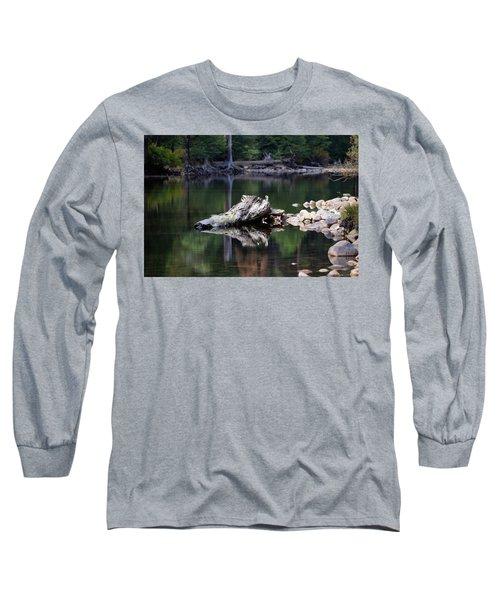 Yosemite In October Long Sleeve T-Shirt