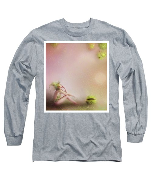 You Have To Be Fairy Patient Long Sleeve T-Shirt