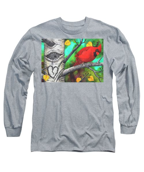 You, Ok? Long Sleeve T-Shirt