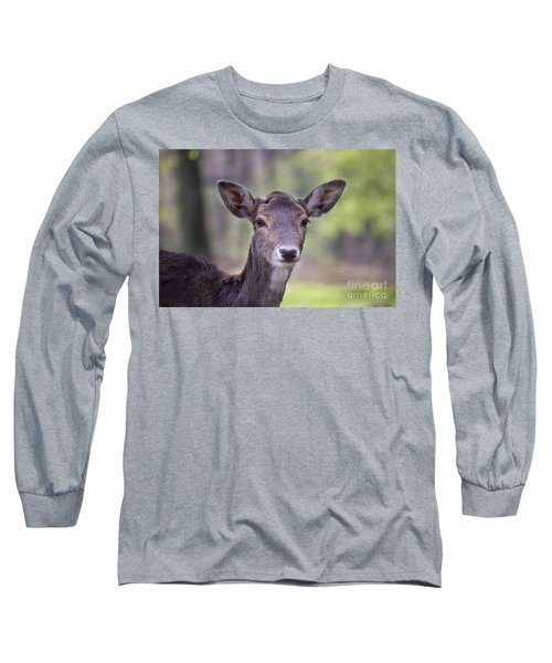 Young Deer Long Sleeve T-Shirt