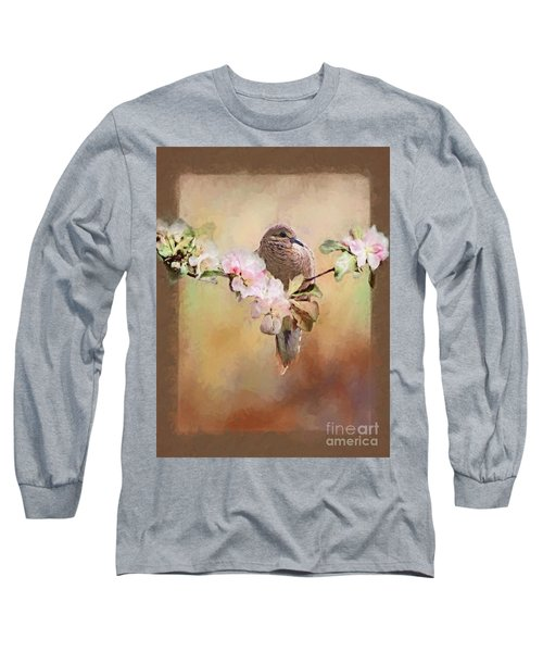 Young Morning Dove Long Sleeve T-Shirt