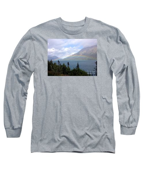 Yukon Rainbow Long Sleeve T-Shirt