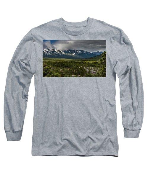Yukon Wilderness Long Sleeve T-Shirt