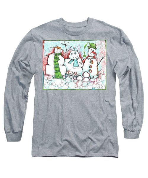 Yuletides From The Brink Long Sleeve T-Shirt