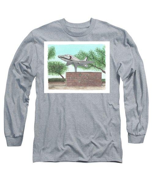 Yuma Welcome Long Sleeve T-Shirt